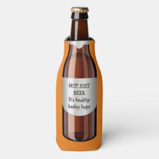Cerveza divertida de la novedad enfriador de botellas