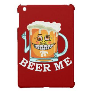 Cerveza divertida yo iPad mini fundas
