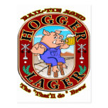 Cerveza dorada de Hogger Postal
