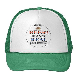 ¡Cerveza ¡El mejor amigo real del hombre