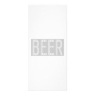 Cerveza en el binario - ASCII Plantillas De Lonas