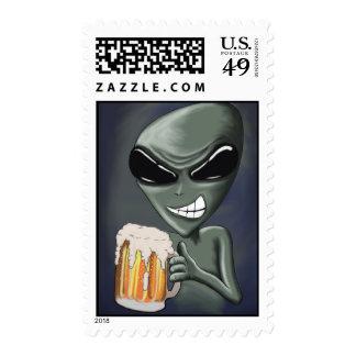 Cerveza es lo que estamos bebiendo el franqueo II