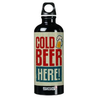 Cerveza fría
