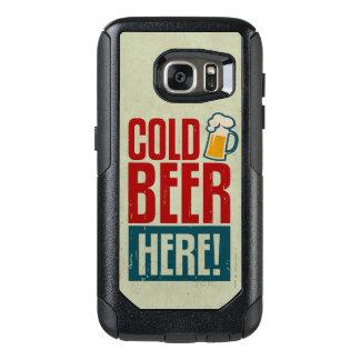 Cerveza fría funda otterbox para samsung galaxy s7