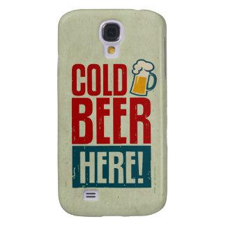 Cerveza fría funda samsung s4