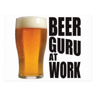 Cerveza Guru Postal