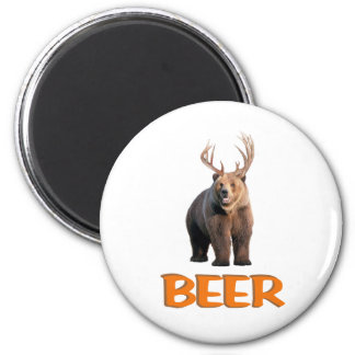 Cerveza Imán Para Frigorífico