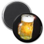 Cerveza Imanes