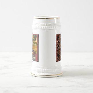 Cerveza inglesa pálida Stien del caracol Tazas
