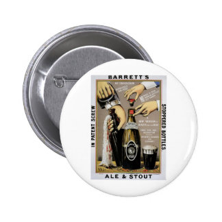 Cerveza inglesa y cerveza de malta de Barretts Pins