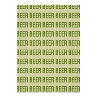 Cerveza Comunicado