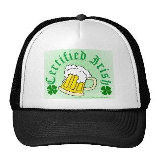 Cerveza irlandesa certificada 2gradient gorras