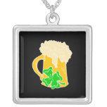 Cerveza irlandesa colgantes