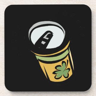 Cerveza irlandesa posavaso