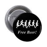 ¡Cerveza libre! Pins