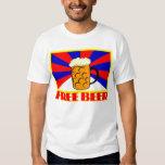 Cerveza libre playera