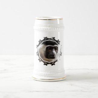 Cerveza linda Stein del Gibbon Jarra De Cerveza