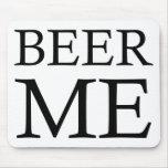 Cerveza Me1 Alfombrilla De Ratones