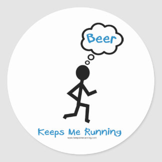 Cerveza - me guarda el correr etiquetas