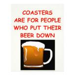cerveza membrete personalizado