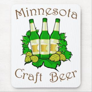 Cerveza Mousepad del arte de Minnesota