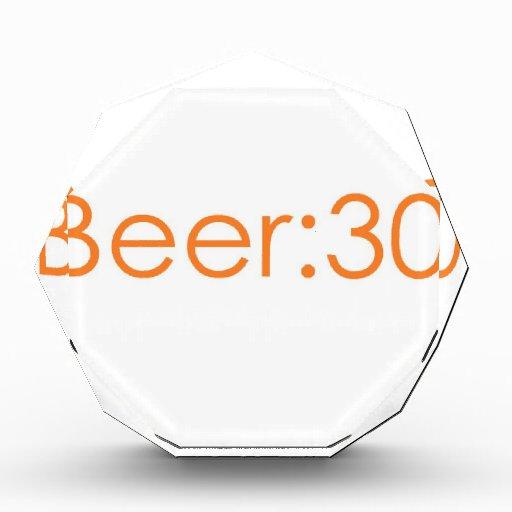Cerveza: naranja 30