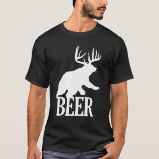 Cerveza (oso y ciervos) playera