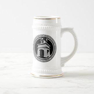 Cerveza para hombre Stein del club del parque ofic Taza De Café