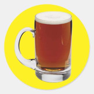 Cerveza Etiquetas Redondas