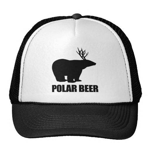 Cerveza polar gorras de camionero