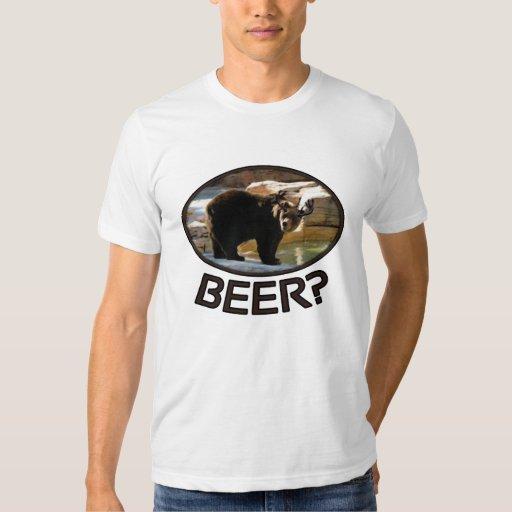 ¿Cerveza? Poleras