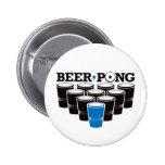 Cerveza Pong básico - azul Pin