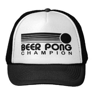Cerveza Pong Gorras