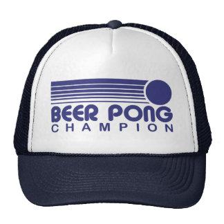 Cerveza Pong Gorro