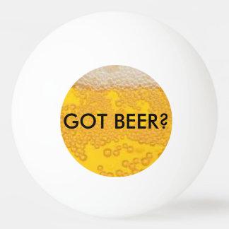 Cerveza Pong Pelota De Ping-pong