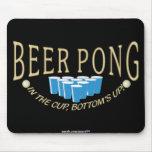 Cerveza Pong Tapetes De Ratones