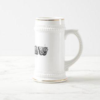 Cerveza proscrita Stein Tazas De Café