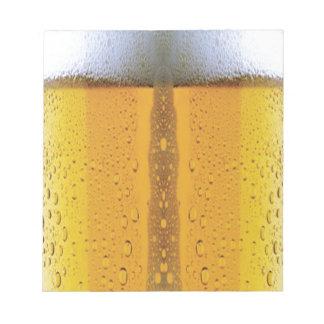 Cerveza que hace espuma de Oktoberfest Libreta Para Notas