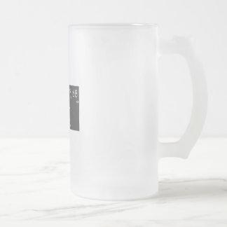Cerveza química tazas