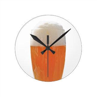 Cerveza Reloj Redondo Mediano