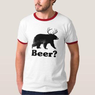¿Cerveza? Remera