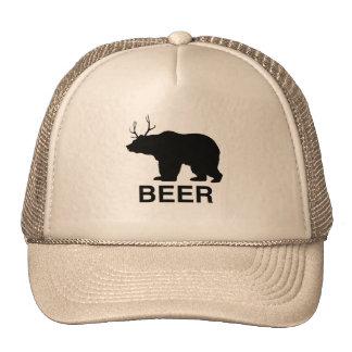 Cerveza salvaje gorra
