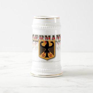 Cerveza Stein de Alemania para Oktoberfest Tazas De Café