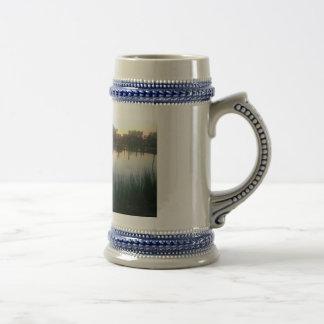 Cerveza Stein de Bayside Taza De Café