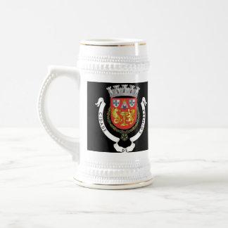 Cerveza Stein de Coímbra Portugal Jarra De Cerveza