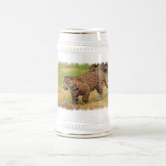 Cerveza Stein de Jaguar Tazas De Café