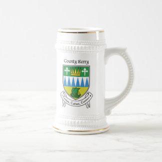 Cerveza Stein de Kerry Taza