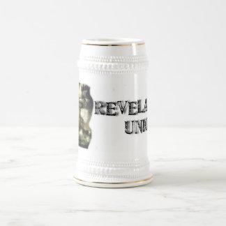 Cerveza Stein de la unión de la revelación Jarra De Cerveza