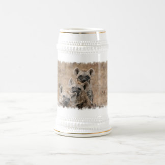 Cerveza Stein de los Hyenas Jarra De Cerveza