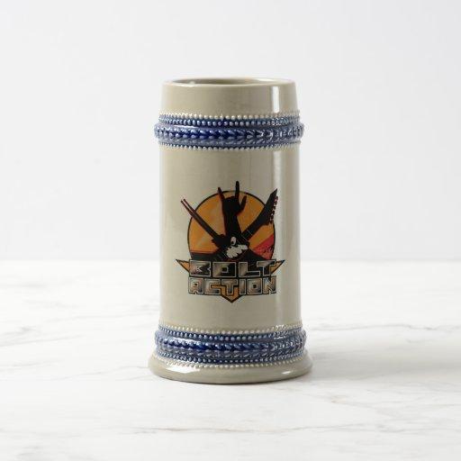 Cerveza Stein de los VAGOS Jarra De Cerveza